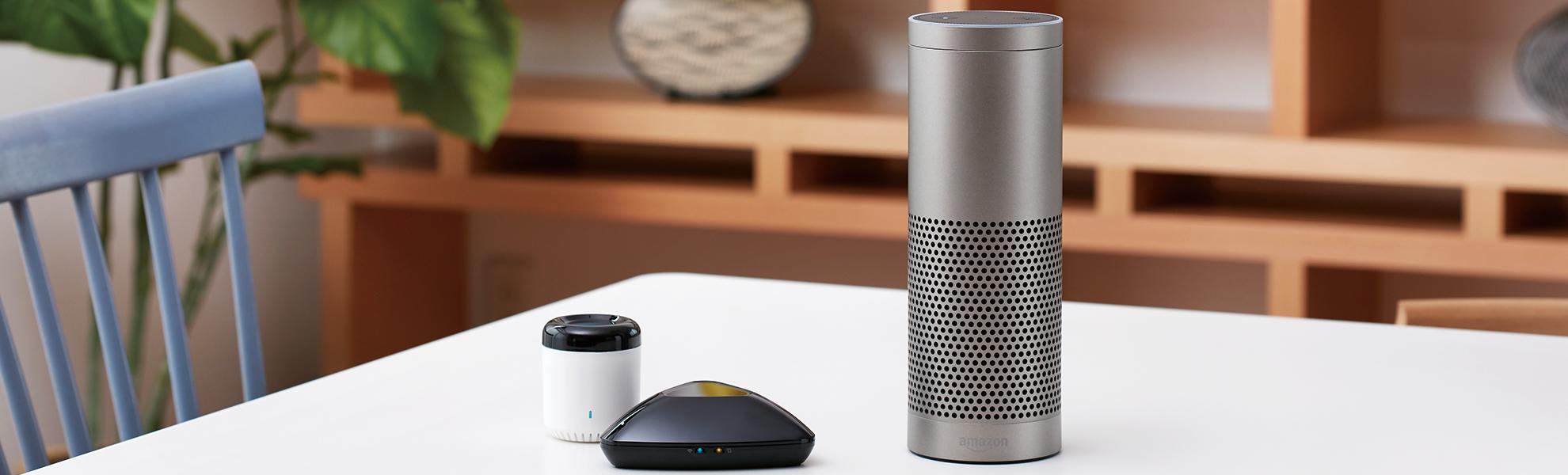 Amazon Alexa(echo)との連携方法メイン画像