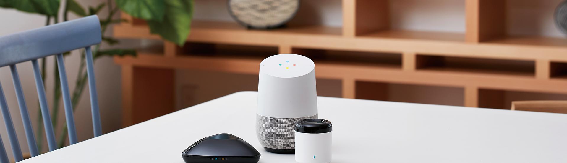 Google Homeとの連携方法メイン画像