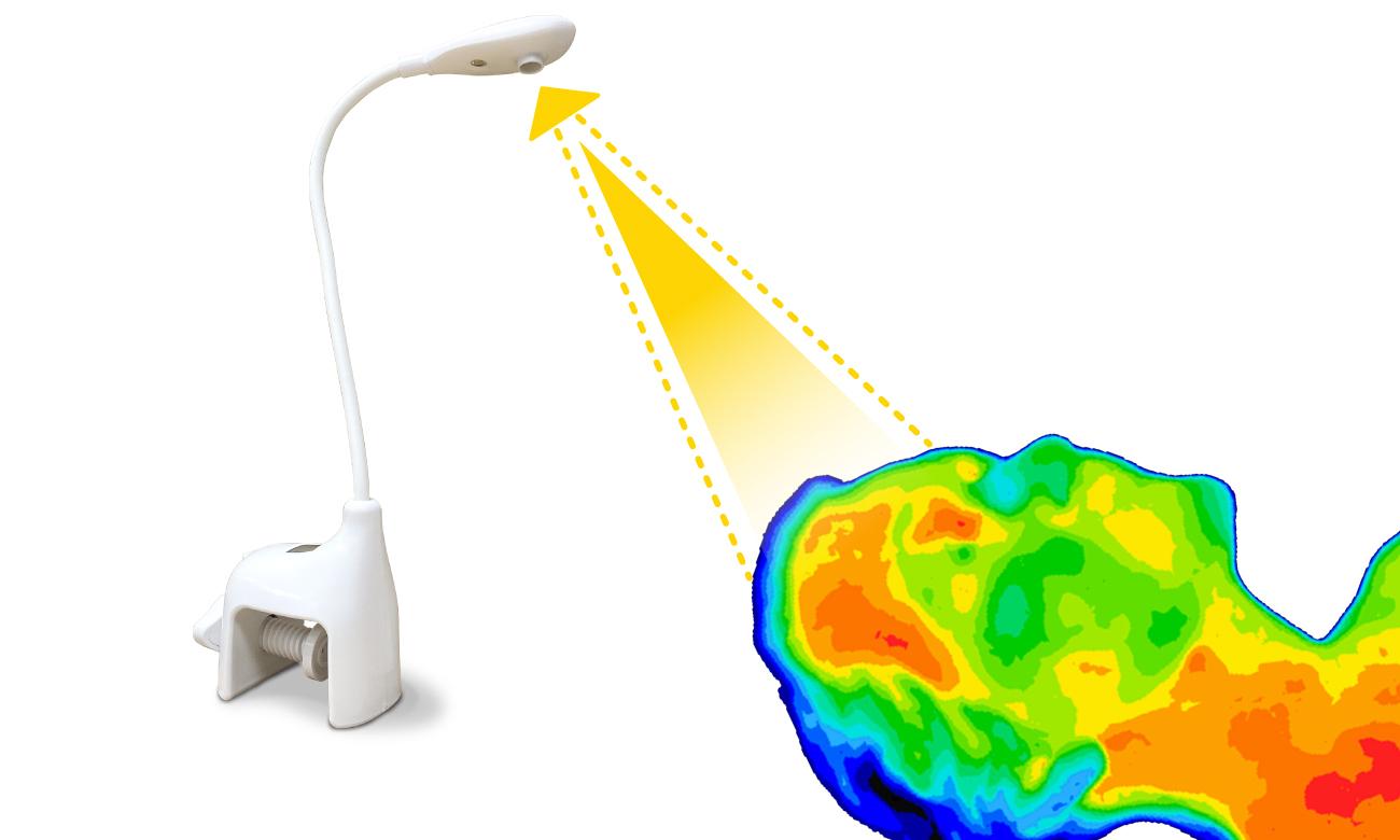 IoT体温センサー<span>SAMO</span>画像